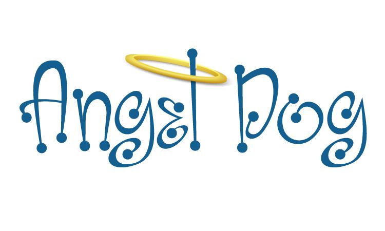 Angel Dog Logo